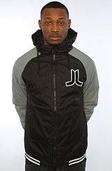 The Jakobi Street Jacket in Black (Exclusive)
