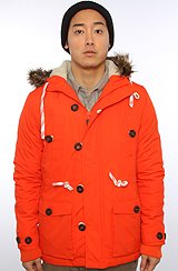 The Tottori Jacket in Red