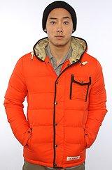 The Shibuya Jacket in Orange