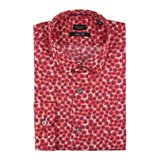Paul Smith Shirts - Red Poppy Print Shirt