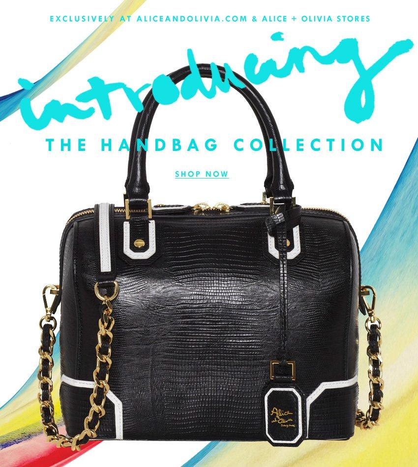 Introducing Handbags!