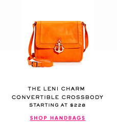 THE LENI CHARM CONVERTIBLE CROSSBODY STARTING AT $228 - SHOP HANDBAGS