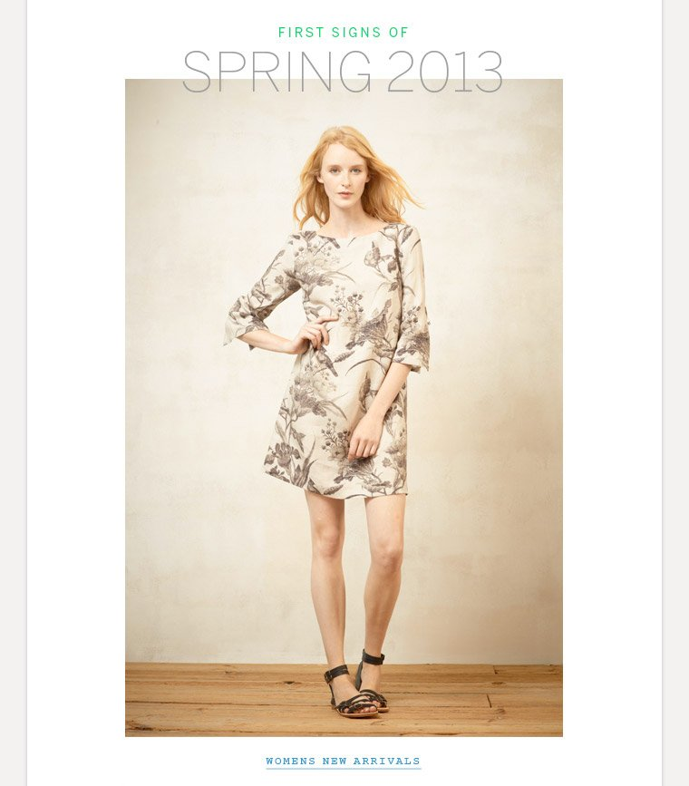 Shop Womens Spring Collection