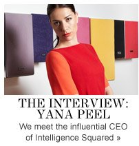 The INTERVIEW: Yana peel We meet the influential CEO of Intelligence Squared