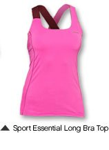 Sport Essential Long Bra Top›