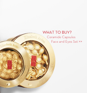 WHAT TO BUY? Ceramide Capsules Face and Eyes Set.
