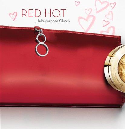 RED HOT Multi-purpose Clutch.