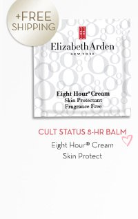 CULT STATUS 8-HR BALM. Eight Hour® Cream Skin Protect. + FREE SHIPPING.
