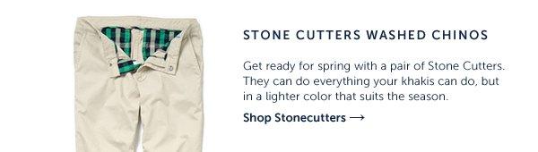 Stone Cutters
