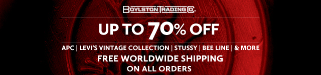 Up to 70% Off on Boylston Trading Co.! Plus Free Worldwide Shipping on ALL Orders!