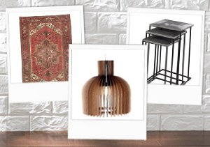Accessorize Your Home: Rugs, Lighting & Furnishings
