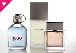 Just for Him: Men's Fragrance