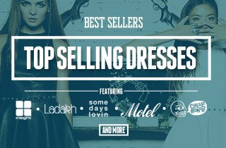 Top Selling Dresses and Skirts