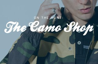 On The Hunt: The Camo Shop