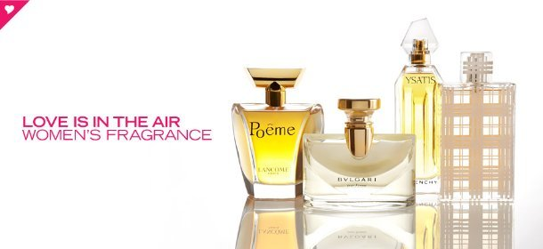 LOVE IS IN THE AIR: WOMEN'S FRAGRANCE, Event Ends February 12, 9:00 AM PT >