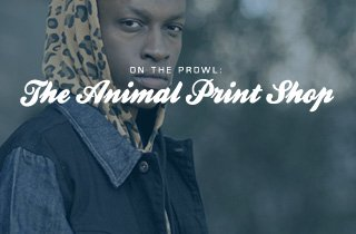 On The Prowl: The Animal Print Shop