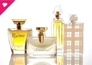 Love is in the Air: Women's Fragrance
