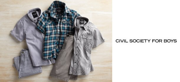 CIVIL SOCIETY FOR BOYS, Event Ends February 12, 9:00 AM PT >