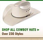 All Cowboy Hats