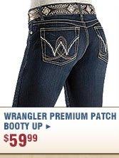 Wrangler Booty Up