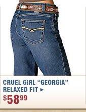 Cruel Girl Georgia