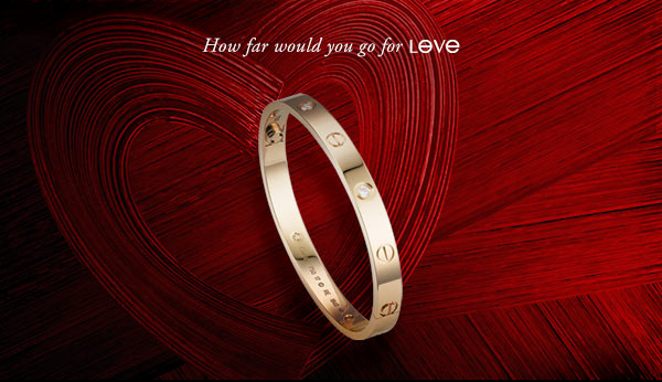 HOW FAR WOULD YOU GO FOR LOVE