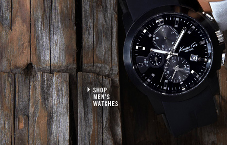 SHOP MEN'S WATCHES