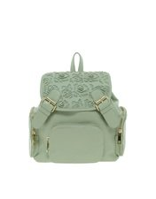 ASOS Backpack With Mini Floral Cut Out
