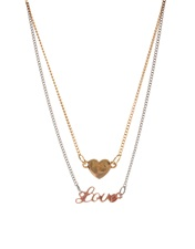 ASOS Love Heart Choker Necklace Pack