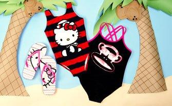 Hello Kitty & Paul Frank Kids' Swim - Visit Event