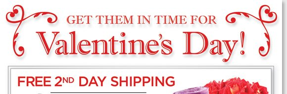 Give the ultimate Valentine's Day gifts from UGG® Australia and Dansko and get them in time! From boots, sandals, slippers, and more, enjoy FREE 2nd Day Shipping and a FREE Spa Kit with any regular priced purchase!* Shop now to find the best selection at The Walking Company.