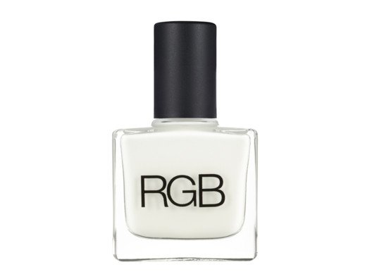 RGB Nail Polish in White from InStyle