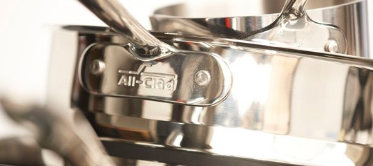 All-Clad:Stainless Steel Cookware