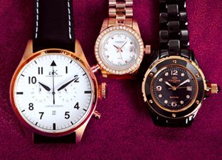 Time for High Style: Movado, Charriol, Staurino & More