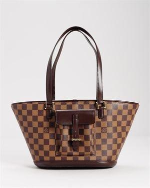 Louis Vuitton LU Damier Tote $799