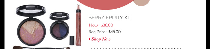 Berry Fruity Kit
