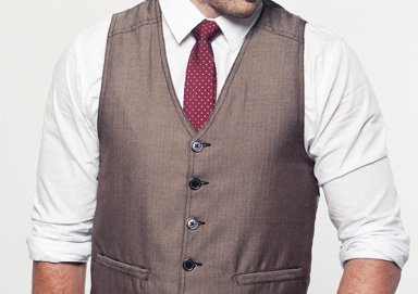 Shop Suit Up: Best Vests, Blazers & Ties
