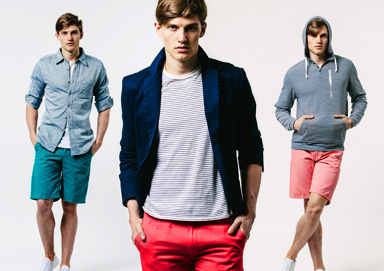 Shop Editors' Picks: Pop Color Chinos