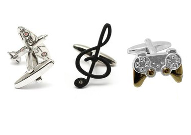 Shop Creative Cufflinks & More Details