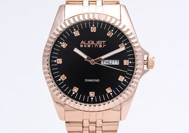 Shop Need It Now: Rose Gold Watches +More