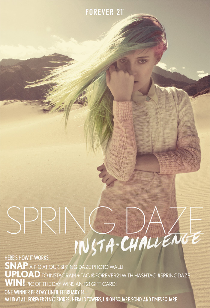 Participate in our Insta-Challenge for a Chance to Win!