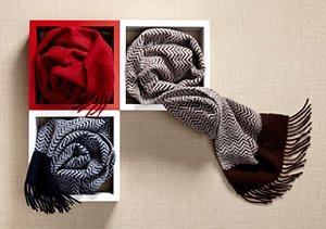 $29: Winter Scarves