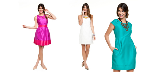 Take It for a Spin:Airy Dresses for Spring