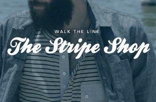 Walk The Line: The Stripe Shop
