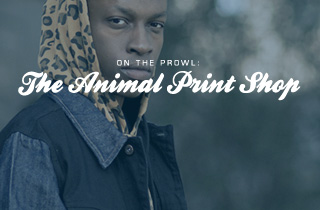 On The Prowl: The Animal Print Shop