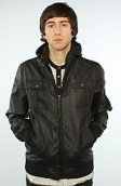 <b>Obey</b><br />The Rapture Jacket in Black
