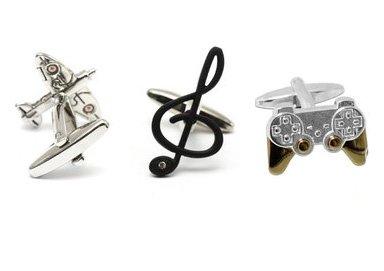 Shop Creative Cufflinks & More Details