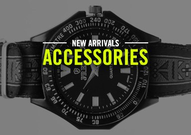 Shop This Just In: The Newest Accessories