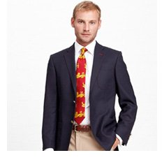 The Lions Navy Blazer
