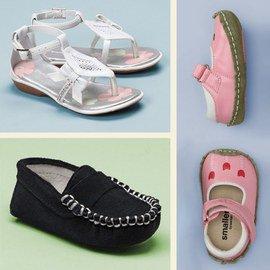 Ten Little Piggies: Infant Shoes